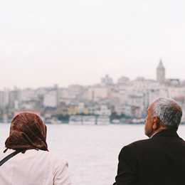 24 hours on the Galata Bridge, Istanbul 8