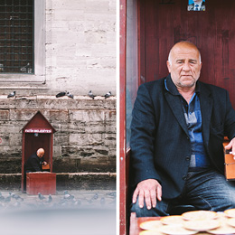 24 hours on the Galata Bridge, Istanbul 5